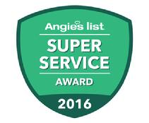 Angie's List Super Service winner