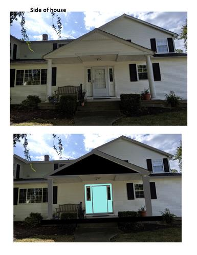 Exterior Painting for house