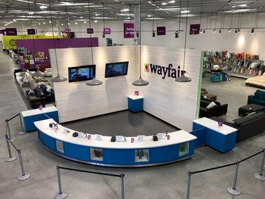 Wayfair is now in Kentucky