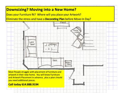 Downsize and move into a new home