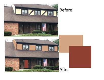 Exterior Color Selection